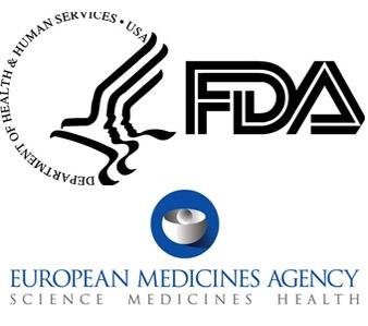 Food and Drug Administration; European Medicines Agency